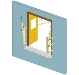 Sigma in doorway