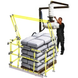 Sigma with sack lifter