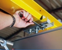 Eepos crane installation