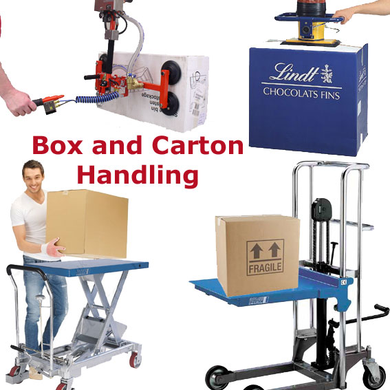 box and carton handling dlh online. Black Bedroom Furniture Sets. Home Design Ideas
